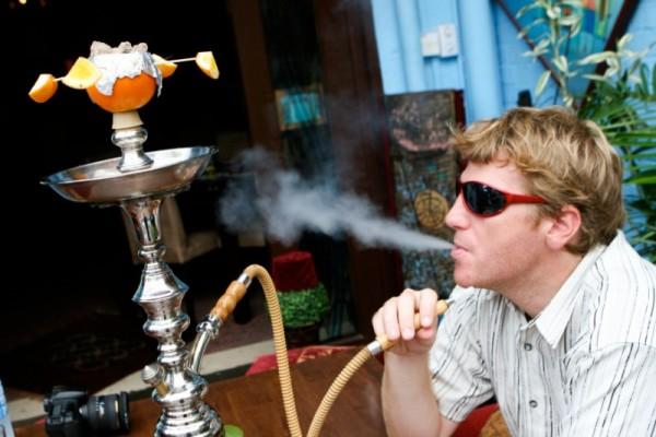 Czy palenie fajki wodnej szkodzi zdrowiu?/fot. Fotolia